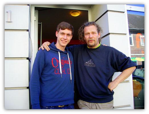 Jonas Schnepf hat seinen B-Führerscheint seit dem 26.06.2014!