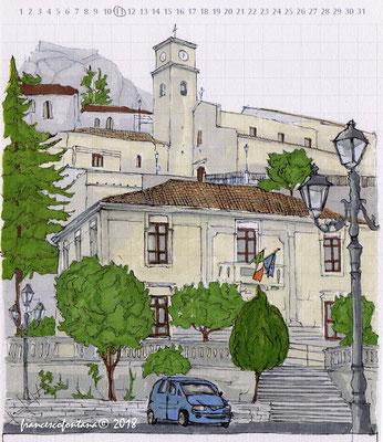 Bova (RC) - Palazzo Marzano