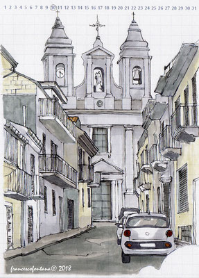Cittanova (RC) - La Chiesa del Rosario