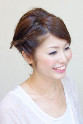hair YODA make OSHIMA