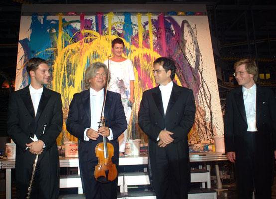 2003 - Uraufführung Konzertsuite CMYK