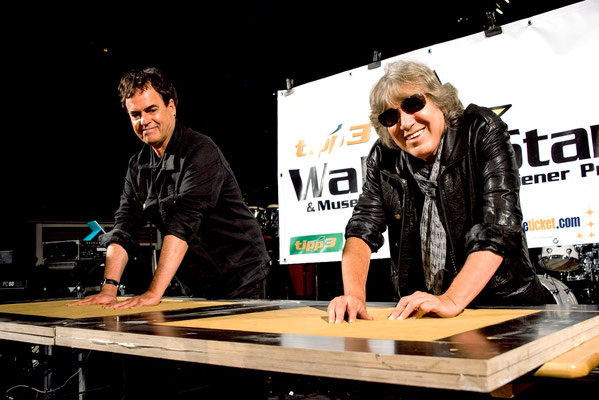 2017 - Walk of the Stars in Wien mit José Feliciano