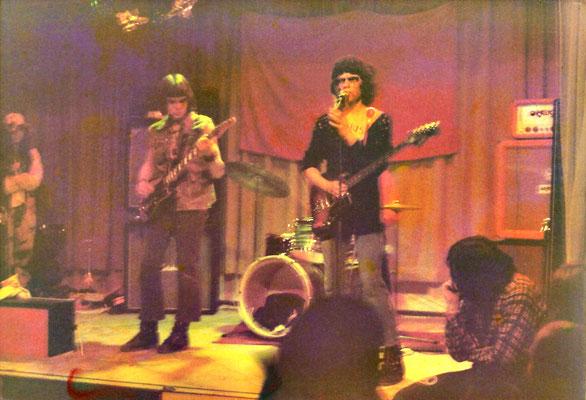 1972 - Konzert in Feldkirch mit 15 Jahren