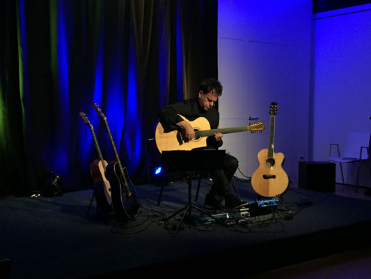 2015 - Solo Konzert - 6 & 12 String Guitars