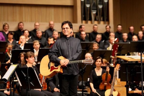 2009 - Uraufführung InnenDonner im Brucknerhaus Linz