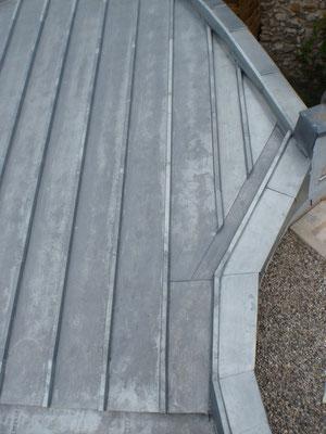 Vallon Pont d'Arc (07), zinc naturel