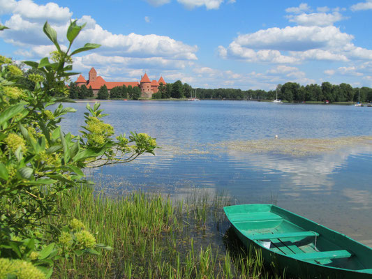 Wasserburg Trakai...