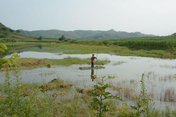 Près de Liuzhou (GUANGXI) ©Michel AYMERICH