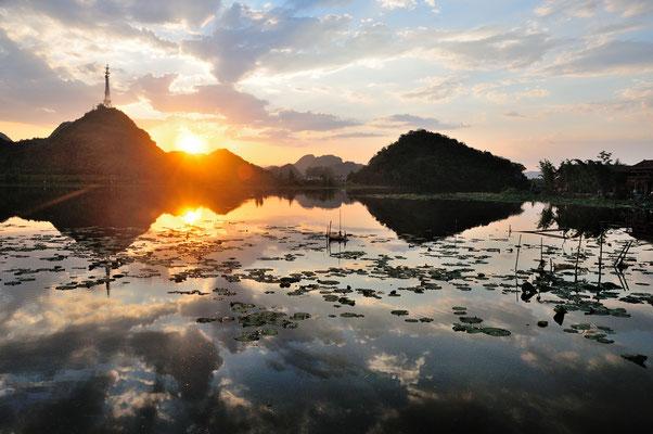 Province du Guangxi, Chine 2017 ©AYMERICH Michel