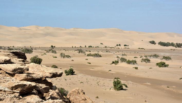 Parc national de Naïla. ©Michel AYMERICH
