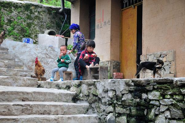 Yuanyang. Province du Yunnan, Chine 2017 ©AYMERICH Michel