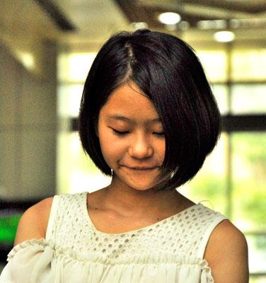 Un visage photographié plusieurs fois. En Chine, il est aisé de photographier les gens! ©Michel AYMERICH