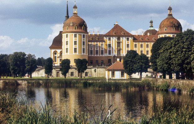 Château de Moritzburg © Michel Aymerich