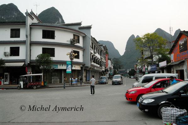 Village près de Yangshuo ©Michel AYMERICH