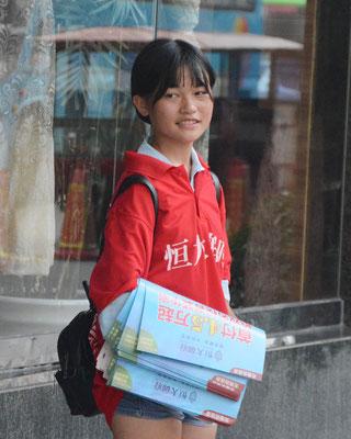 A  Liuzhou  (région autonome Zhuang du Guangxi) ©Michel AYMERICH