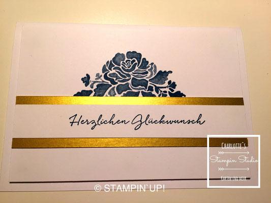 Stampin Up! Florale Grüße