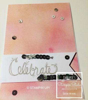 Stampin Up! Hochzeit, Love Sparkles