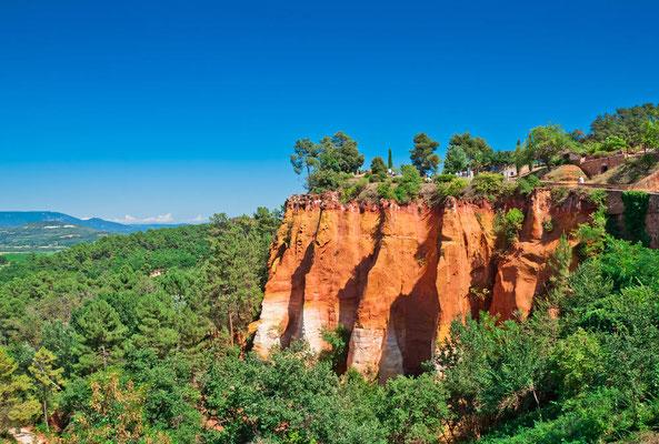 Ockerbrüche von Roussillon (c) SKR