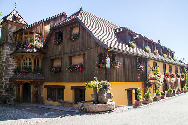 Hotelbeispiel Thannenkirch