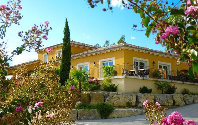 Villas du Vendoule - Ferienhäuer in der Ardèche