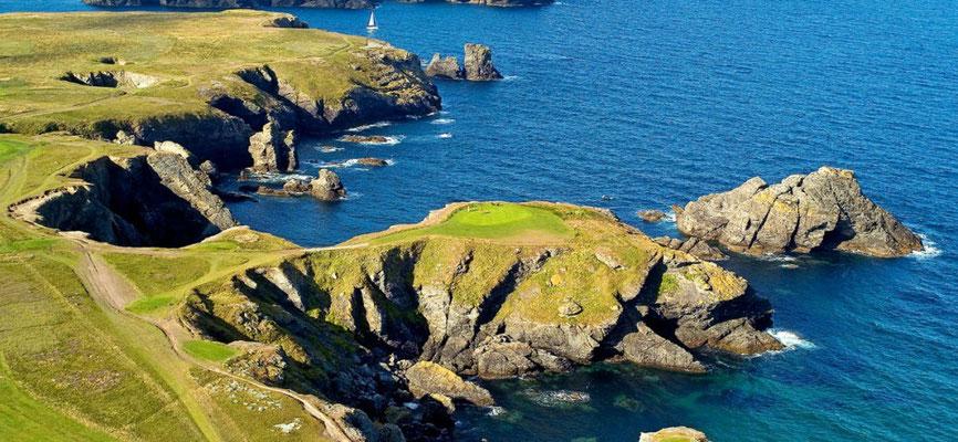 Rundreise Bretagne - Belle Isle sur Mer