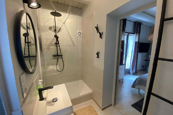 Badezimmer Anbau