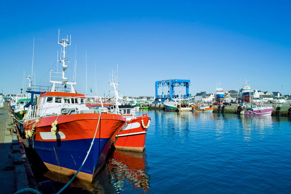 Fischereihafen von Guilvinec (c) SKR