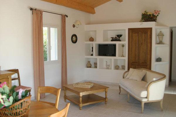Wohnzimmer Villa Merlot / Grenache