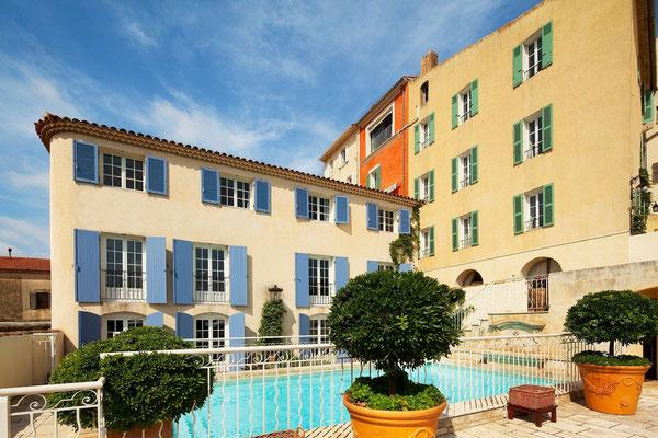 SPA Hotel im Herzen der Provence