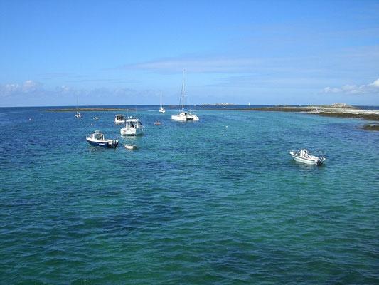 Rundreise Bretagne - Iles de Glénan