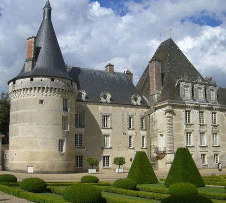 Château d'Aincy-le-Franc