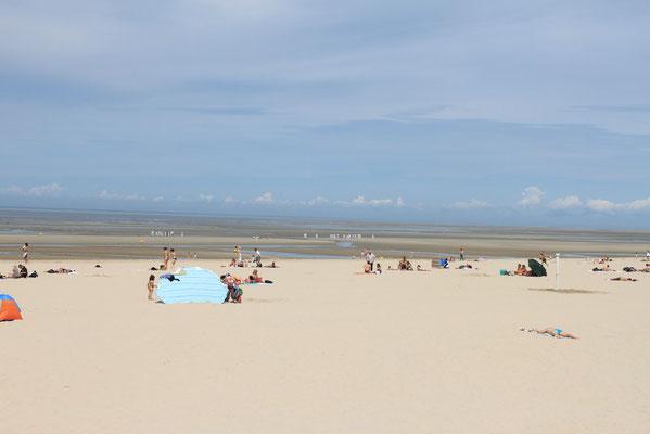 Strand von Boulogne-sur-MKer