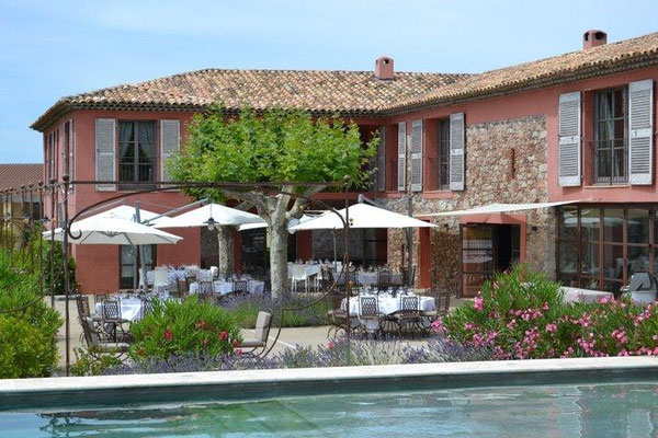 La Bastide du Clos - Weingut und Hotel Côte d\'Azur - FRANCE ...