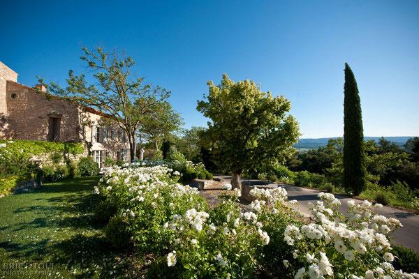 Luxus Hotel im Luberon