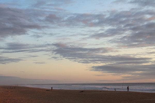 Sonnenuntergang Cap Ferret