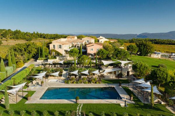 luxuriöses Hotel im Luberon