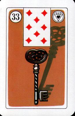 Nr. 33 Schlüssel - Power, Arbeit, Kraft, Handwerk, Aktivitäten