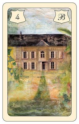 Nr. 4 Haus - häuslicher Bereich, im und um das Haus, Sicherheit, auf lange Sicht planen, Geborgenheit