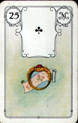 Nr. 25 Ring - Ehe, Partnerschaft, Verträge