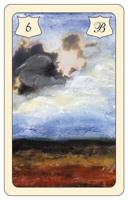 Nr. 6 Wolken - undurchschaubar, nicht deutlich erkennbar, Unklarheiten