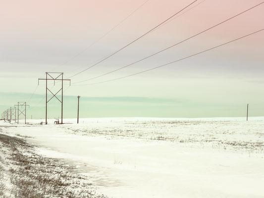 The Amber Phantom. Fairfield, North Dakota