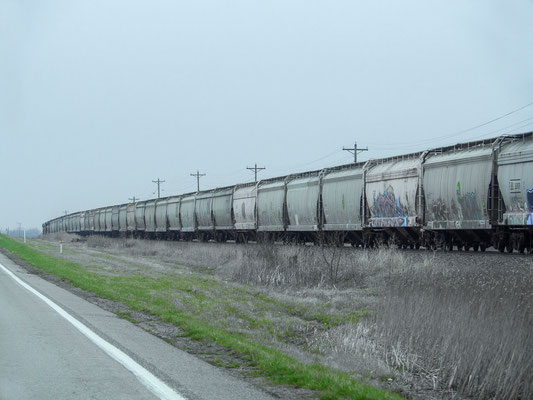 Somewhere-Train. Missouri