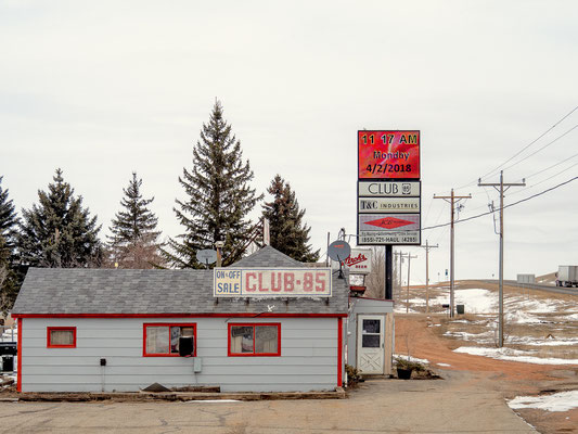 Modern Clubbing. North Dakota