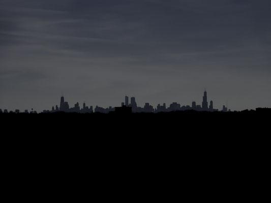 4 Star Horizon. Chicago, Illinois