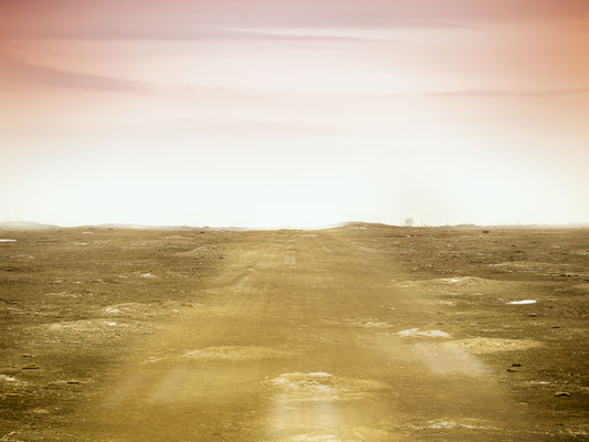 Moon Walk II. Theodore-Roosevelt-Nationalpark, North Dakota