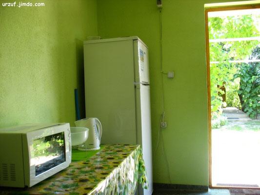 Урзуф частный сектор 2014. Наша кухня.