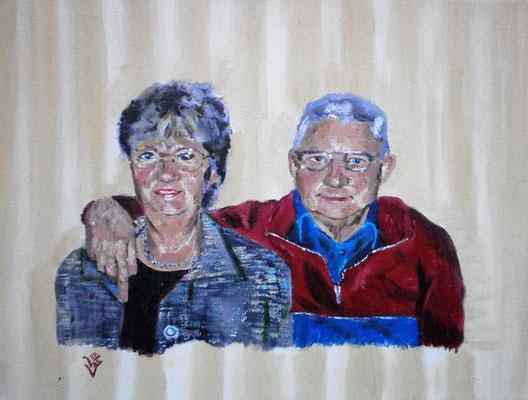 Jo&Ton 30x40 cm 2003