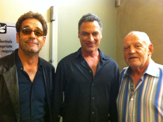 Huey Lewis, Nick Milo, Joe Cocker