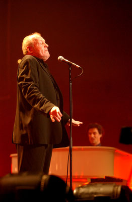 Night of the Proms with Joe Cocker in 2004