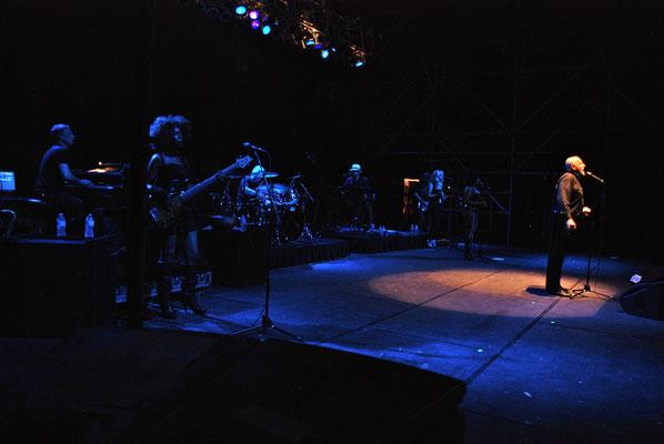 Joe Cocker Concert in South America in 2012